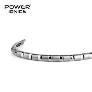 Image 5 - 【Fda Registration】power Ionics Titan 99.999% Gecmani Vòng Tay Cân Bằng Cơ Thể Người Tình Bạn Bè Famliy Món Quà Sức Khỏe