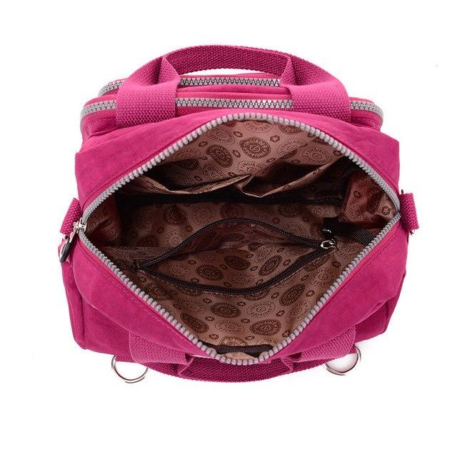 Women Messenger Bags Clutch Female Handbags Three Zipper Main Bag Woman Famous Brands Designer Shoulder Crossbody Bag Sac A Main 4