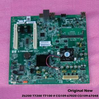 Original New For HP DesignJet Z6200 T7100 T7200 Formatter Board PCA CQ109-67020 CQ109-67048 CQ107-60005