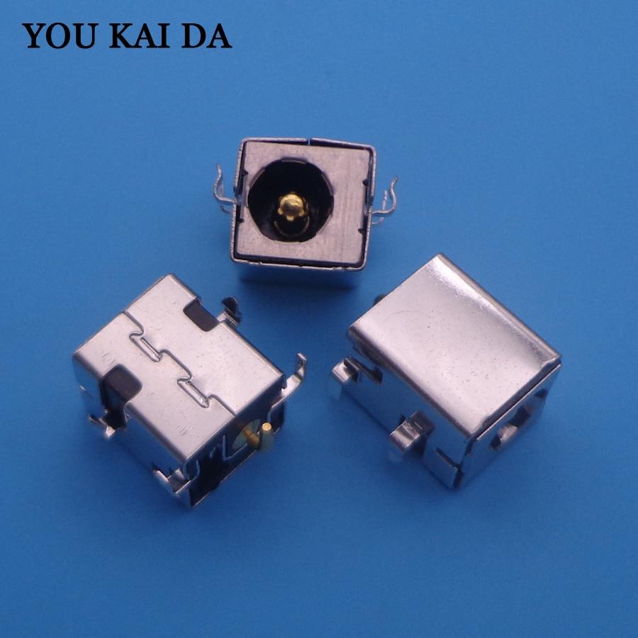 10 Pcs 2.5mm AC DC Power Jack Connector For Asus Laptop A52 A53 K52 K52F K52JR K53E K53S K53SV K53TA K42 K42J K42JC K42JR K42D