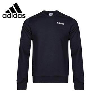 Oryginalny nowy nabytek Adidas E PLN CREW FT męskie swetry koszulki odzież sportowa tanie i dobre opinie Pasuje prawda na wymiar weź swój normalny rozmiar Szybkie suche