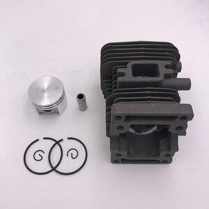 Image 5 - 38 Mm Nikasil Cilinder Zuigerveren Kit Voor Stihl MS180 MS 180 018 Kettingzagen Kettingzaag Motor Onderdelen 11300201208, 1130 020 1208