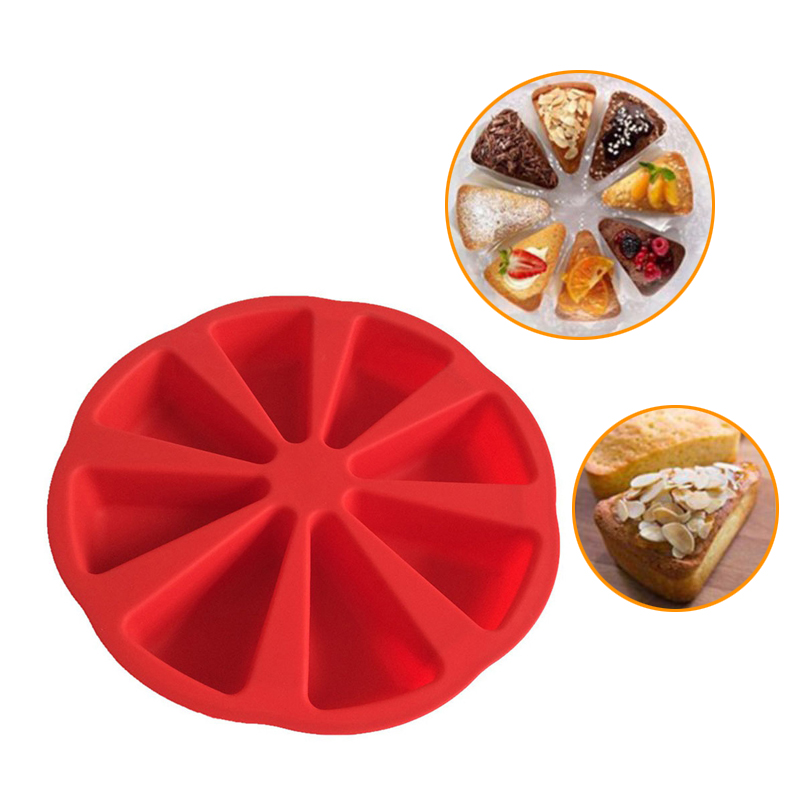 Long Lasting Silicone Bakeware Molds for Cake and Pudding Easy to Use and Clean for Decorating Cakes and Pastries 1