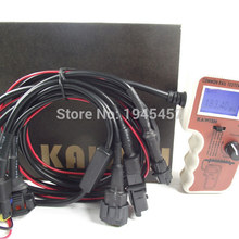 Diesel Common Rail Pressure sensor Tester and Simulator for Bossch/Delphii/Densso Sensor Test Common rail diagnosis
