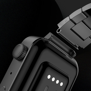 Image 3 - For Mi Watch Band Metal Strap For Xiaomi Watch Band Wristbands Bracelet Watch Wrist Band For Xiao Mi Wtach Connector 20mm Linker