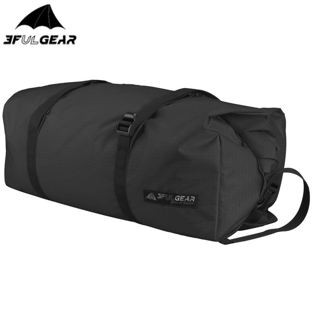 3F UL GEAR Travel Storage Bag 35L-73L Foldable Large Duffel Handbag  4