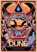 Jodorowsky's Dune – affiche en soie imprimée, Film d'art classique, décor mural pour la maison, 24x36 pouces