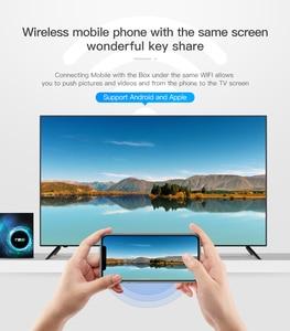 Image 5 - 2020 Android 10 TV kutusu T95 akıllı TV kutusu Android kutusu Max 4GB RAM 64GB ROM Allwinner H616 dört çekirdekli TV kutusu 4K medya oynatıcı 2GB 16GB