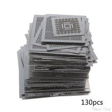 Plantillas universales BGA de 27/33/36/130 Uds., para Chip SMT SMD, rpar Au11, triangulación de envíos