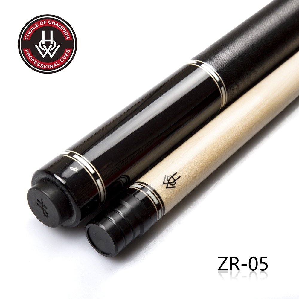 HOW Official Store Original HOW Cue ZR 5 Pool Cue All Handmade Professional Pool Billiard Black