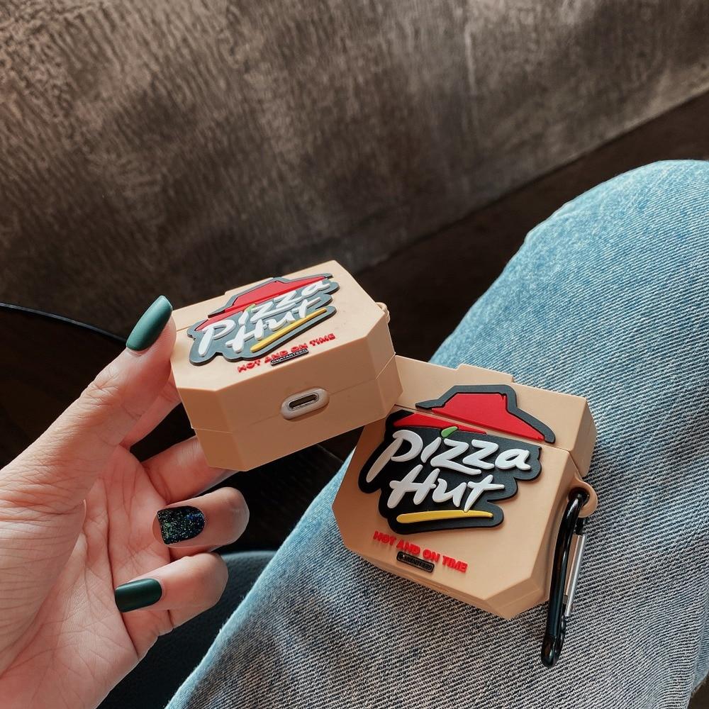 Pizza Box AirPod Case 3