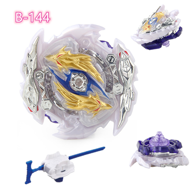 Latest model <font><b>Beyblade</b></font> <font><b>burst</b></font> <font><b>B</b></font>-<font><b>144</b></font> combat metal blade accessories solid plastic top gyro competitive toys image