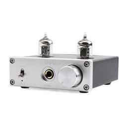 ABKT-Kguss A1 Mini Hifi 6J1 Audio Amplifier Tube Bile Headphone Amplifier Ne5532 6K4 Headphone Amp
