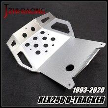 ل KAWASAKI KLX250 1993 2020 دراجة نارية أجزاء سبائك الألومنيوم محرك الشاسيه حماية الحرس غطاء.