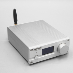 High version USB7 ES9038 DSD XMOS PCM 32Bit -384K Audio decoder support Bluetooth 5.0 USB Coaxial Fiber DAC (With OLED Display)