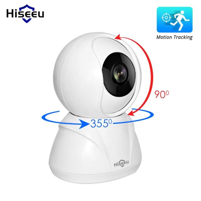 Hiseeu 720P/1080P IP Camera 2MP Wi Fi Wireless Network CCTV Camera Home Security Camera IP Baby Monitor P2P Smart Motion Track