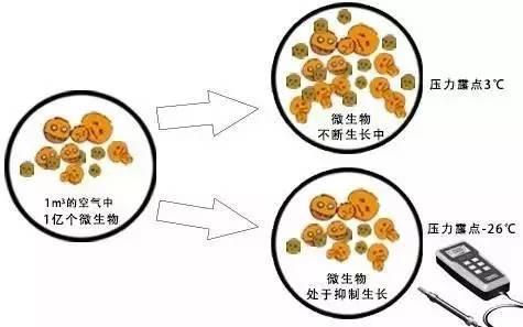 食品行業的壓縮空氣質量怎么樣?