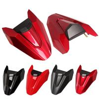 Motorcycle Accessories Rear Seat Cover With Rubber Pad For Honda CBR650R CB650R 2019 2020 Rear Tail Cover Fairing Cowl