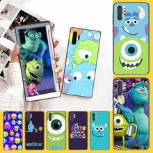 Penghuwan Monster Inc Film Diy Dicat Bling Phone Case untuk Samsung Galaxy J7 J8 J6 Plus 2018 Prime Note 7 8 9 10 Pro(China)