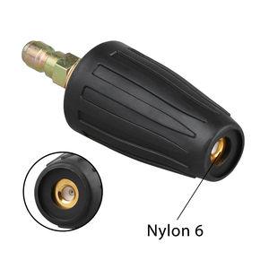 """Image 3 - 1/4 """"Hoge Druk Quick Connect Roterende 360 Graden Turbo Nozzle 3000PSI2.5 4 Gpm Voor Hogedrukreiniger OT301"""