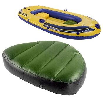 Coussin de siège gonflable en bateau à la dérive, étanche, résistant à l'usure, confortable pour 2/3 personnes, Kayak 1
