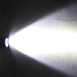 Image 5 - 5000 lm XM L2 LED latarka do nurkowania latarka 18650 lekka podwodna 100m latarka wędkarska Strip użyj 18650/26650 Batterys