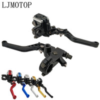 22mm Motorcycle Brake Clutch Levers Cable Clutch Reservoir For YAMAHA YZF R1 R6 2005 2006 2007 2008 2009 r3 sticker fz1 mt 09 07