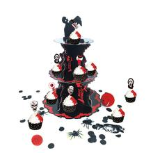 1pcs/lot Halloween Cake Decoration Stand Horror Decorations Party