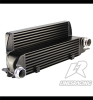 Tuning Performance Intercooler Fits For BMW 525d 530d 535d E60/E61 04 10 635d E63/E64 06 10 Black / Silver