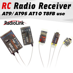 Radiolink R12DSM R12DS R9DS R8FM R6DSM R6DS R6FG Rc Receiver 2.4G Signal for RC Transmitter AAT9/AT9S/AT10/AT10II