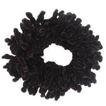 Muslim Hijab Volumizer Flexible Rubber Band Volumising Scrunchie Headflower Big Hair Tie Ring Khaleeji Wholesale
