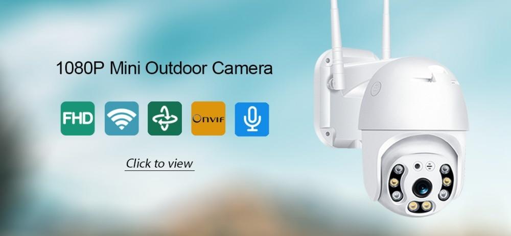 H805c3243733e4b4794751a9972e507d4K BESDER Home Security IP Camera Wireless Smart WiFi Camera WI-FI Audio Record Surveillance Baby Monitor HD Mini CCTV Camera iCSee