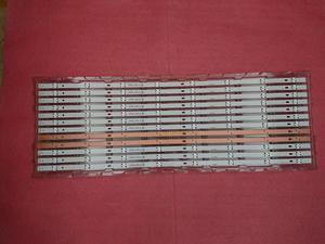 Image 2 - 15 pz/lotto striscia di retroilluminazione a LED per LG UF64_UHD_A 43LH60_FHD_A Tipo 43LH604V 43UF6407 43LH604V 43UF6400 43UF640V 43UF6030