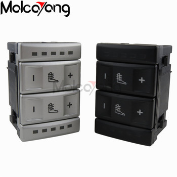 New Seat Heating Button Control Switch For Ford Mondeo MK4 S-MAX Galaxy MK 3 6M2T-19K314-AC 6M2T19K314AC BS7T19K314A image