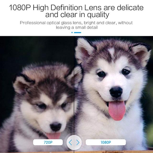 Smart Night Vision Network Camera 5