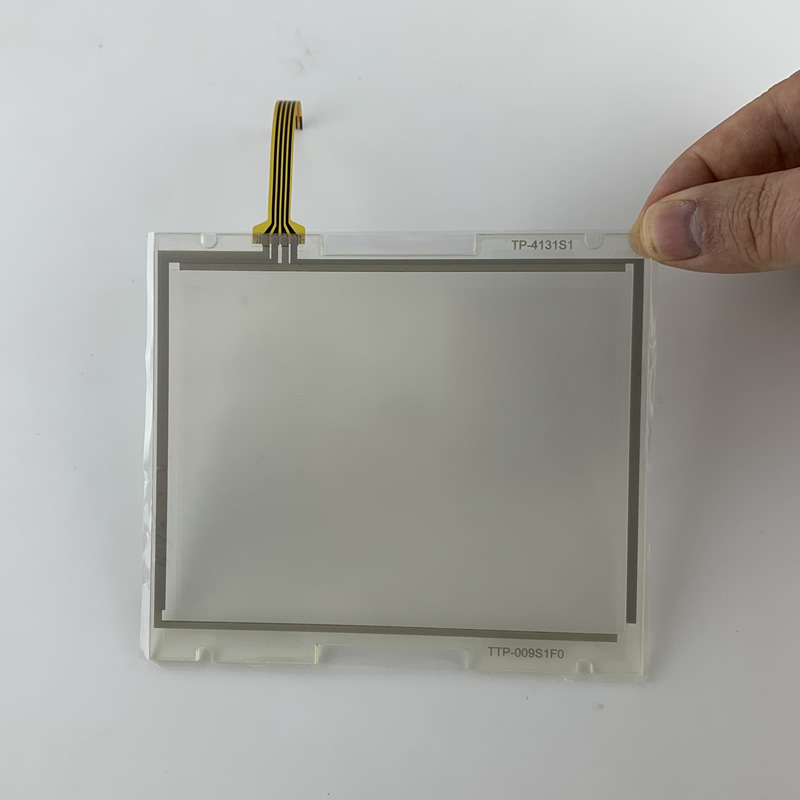 W-L02140 Touch Screen Glass for MAchine Operator's Panel repair~do it yourself, Have in stock