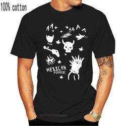 Funeral mexicano dirk suavemente banda tshirt2