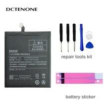 Батарея dcteno для телефона bm38 3210 мАч батарея большой мощности