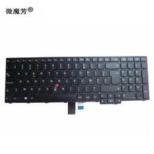 França para LENOVO teclado novo e550 e550c e555 e555c e560 e560p e565 sn20f22485 00hn085 00hn085 nsk-z50st FR teclado de notebook