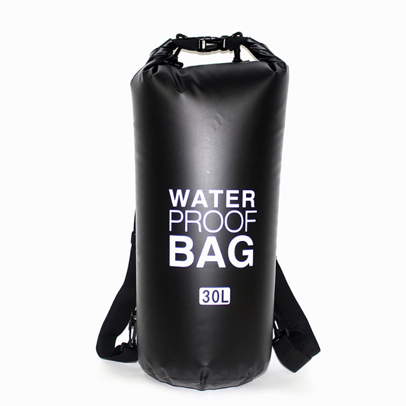 Outdoor Portable Rafting Diving Dry Bag Sack PVC Waterproof Folding Swimming Storage Bag Ocean Backpack For Trekking Travel