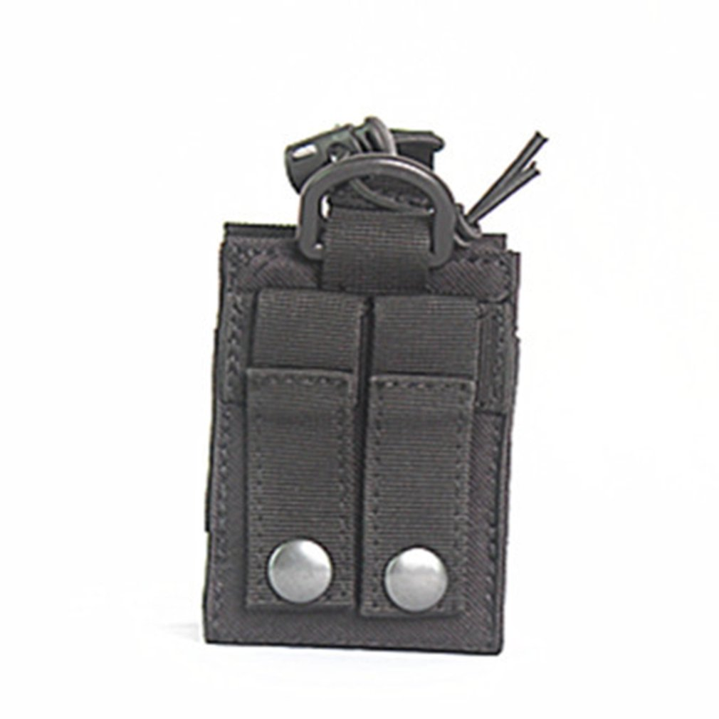 Package Pouch Tactical Sports Pendant Military Molle Nylon Radio Walkie Hunting Talkie Holder Bag Magazine Mag Pouch Pocket
