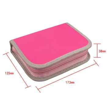 23pcs Practical Durable Tweezers Box Tape Measure Flashlight Professional Screw Head Screwdrivers Hand Tool Set Ladies Pliers