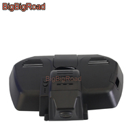 BigBigRoad Wifi Car DVR Dash Cam Camera Driving Video Recorder For Haval Great Wall F7 2019 2020 FHD1080P