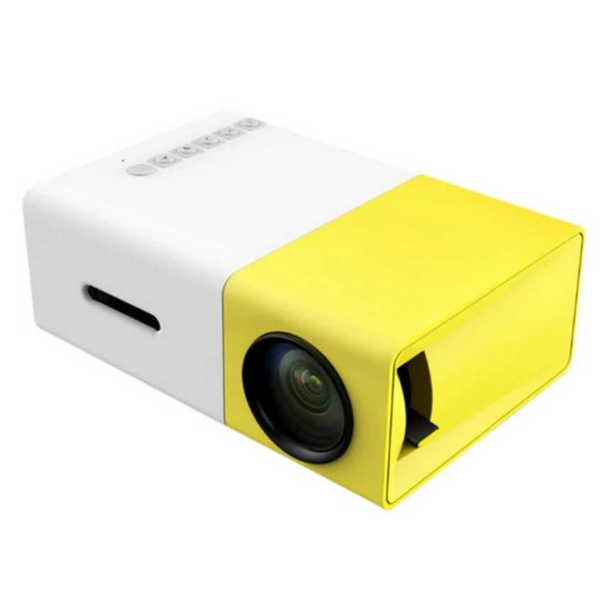 Full HD Mini inteligentny projektor LED DLP kina domowego 1080P