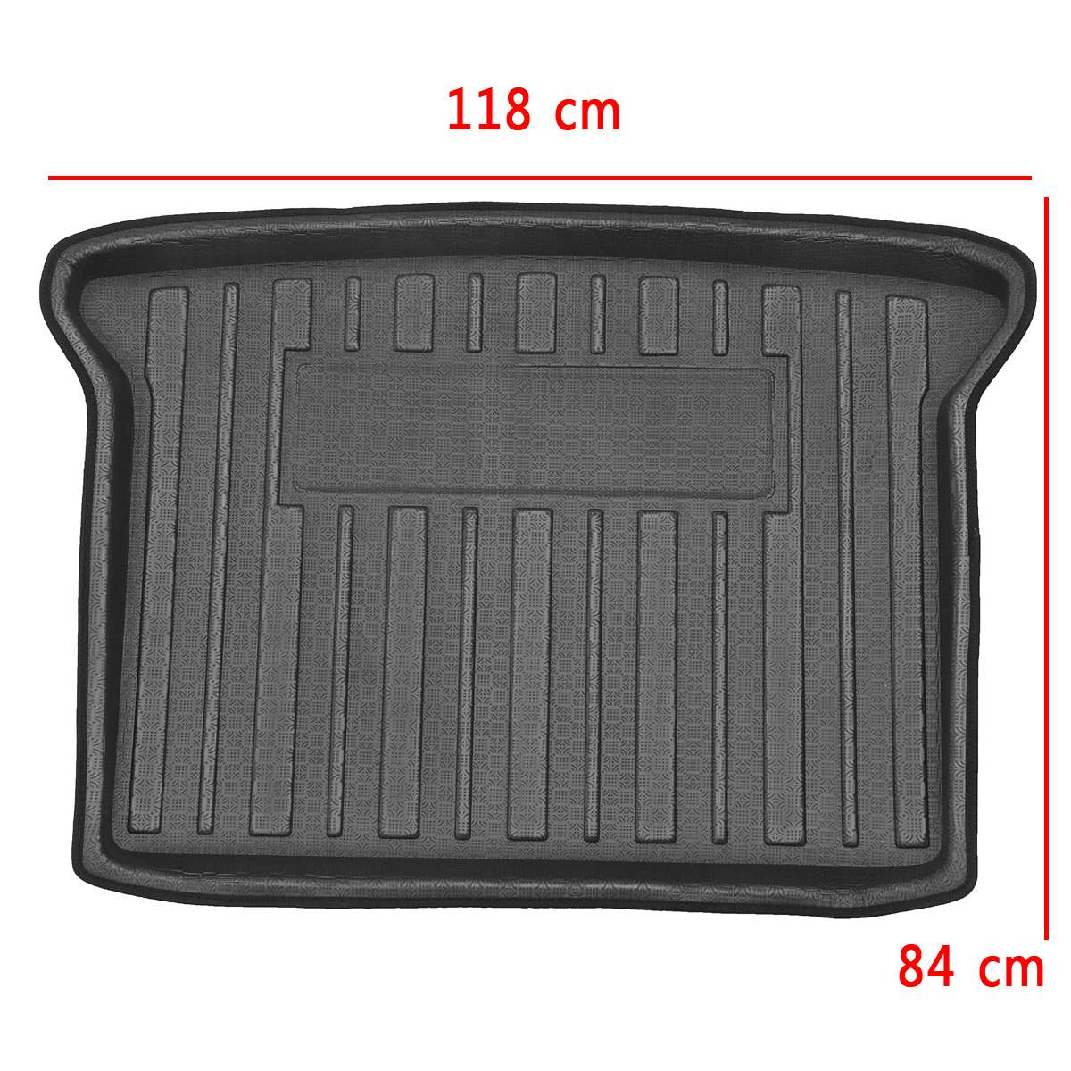 lowest price Rear Cargo Liner Boot Trunk Floor Mat Tray Carpet Mats Mud Kick For Mazda CX-30 CX30 2019 2020  Carpet Mud Protective Pad  1PCS