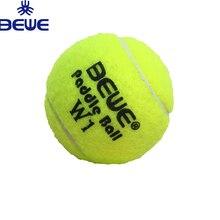 W1 Горячая 45% шерсть ITF одобрено весло мяч Padel