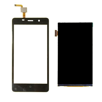 5.0'' Mobile Phone Parts For Leagoo M5 Screen LCD Display Touch Digitizer Separated Replacement image