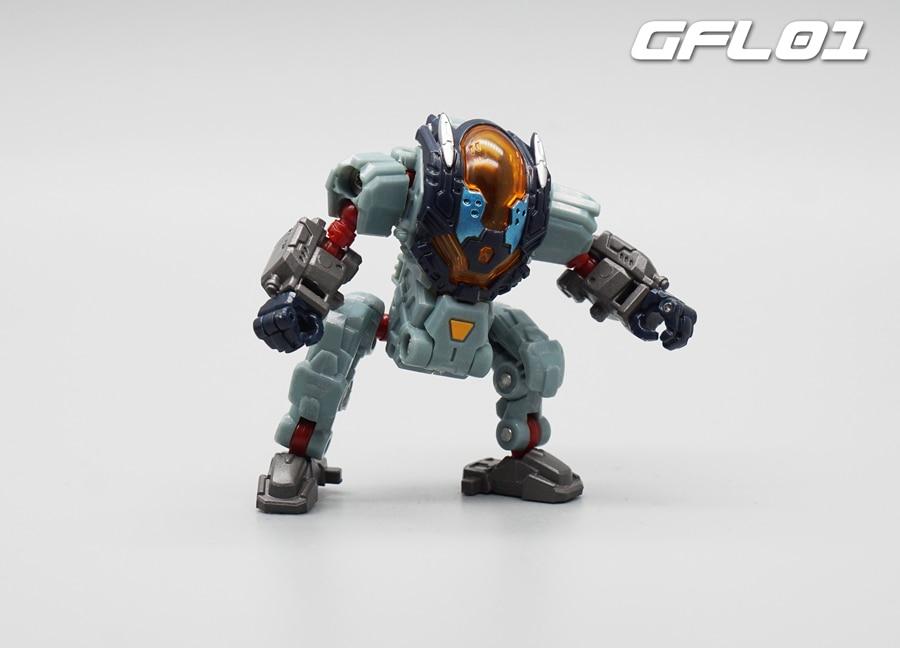 MFT Transformation Chromedome toy gift car robot power suit pocket wars