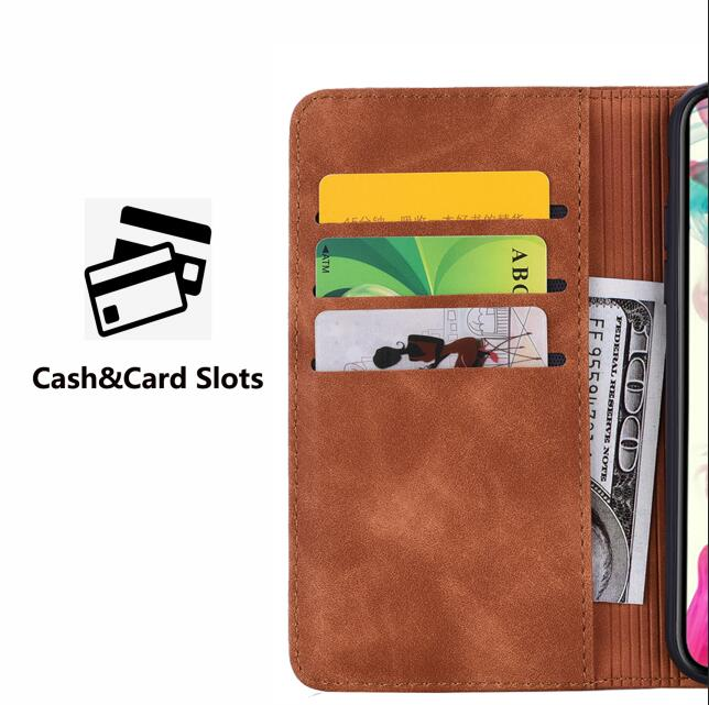 Leather Coque Wallet Case for iPhone 11/11 Pro/11 Pro Max 4