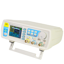 FY6800 DDS Dual-channel Function Signal Generator Arbitrary Waveform Generator 250MSa/s Frequency Meter 14bits 20/40/60MHz